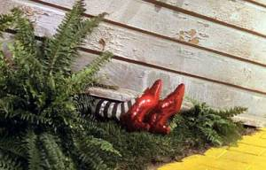 House-falls-on-Wicked-Witch